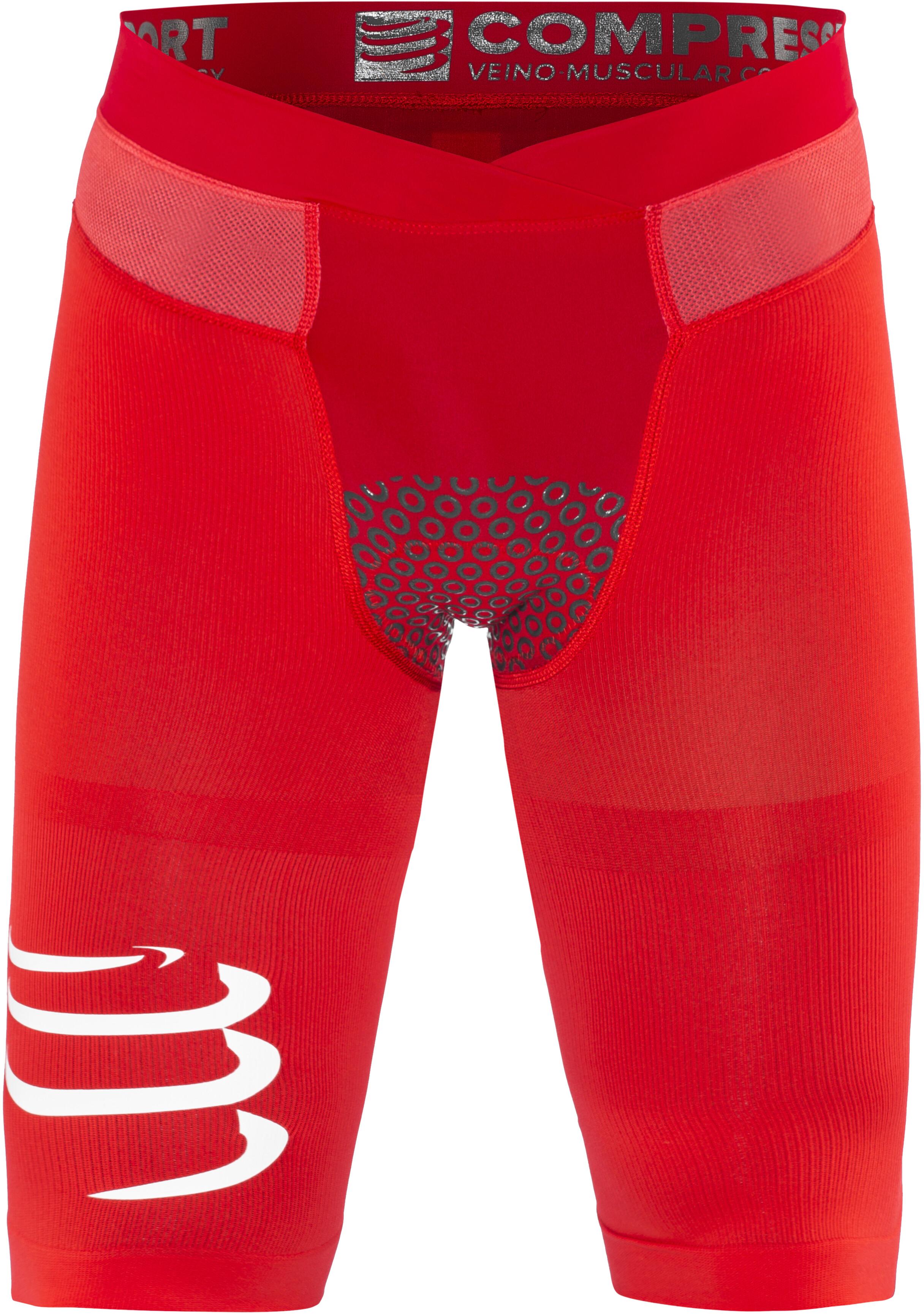 2b41d61651 Compressport TR3 Brutal V2 - Hombre - rojo